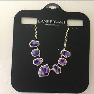 Lane bryant ladies necklace jewelry,new with tags